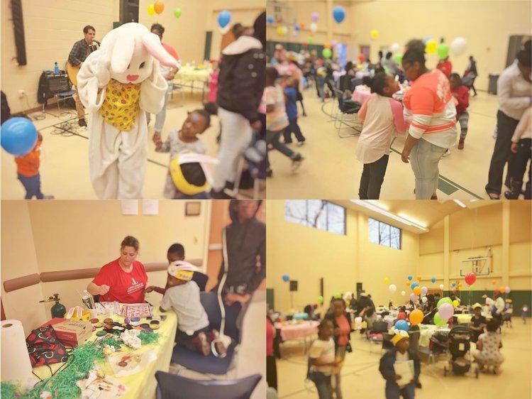Easter Social