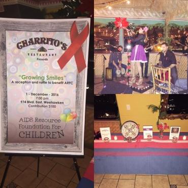 Charrito's Restaurant World AIDS Day Fundraiser