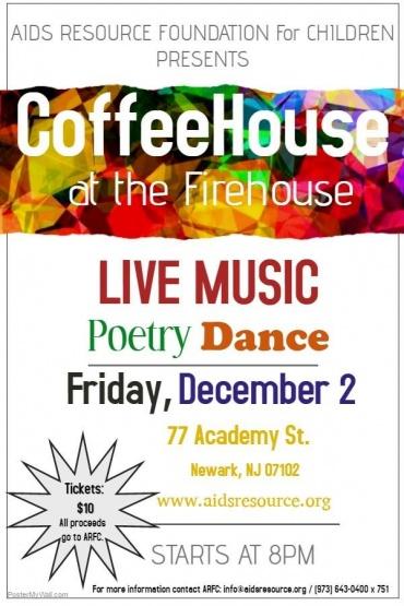CoffeeHouse Fundraiser