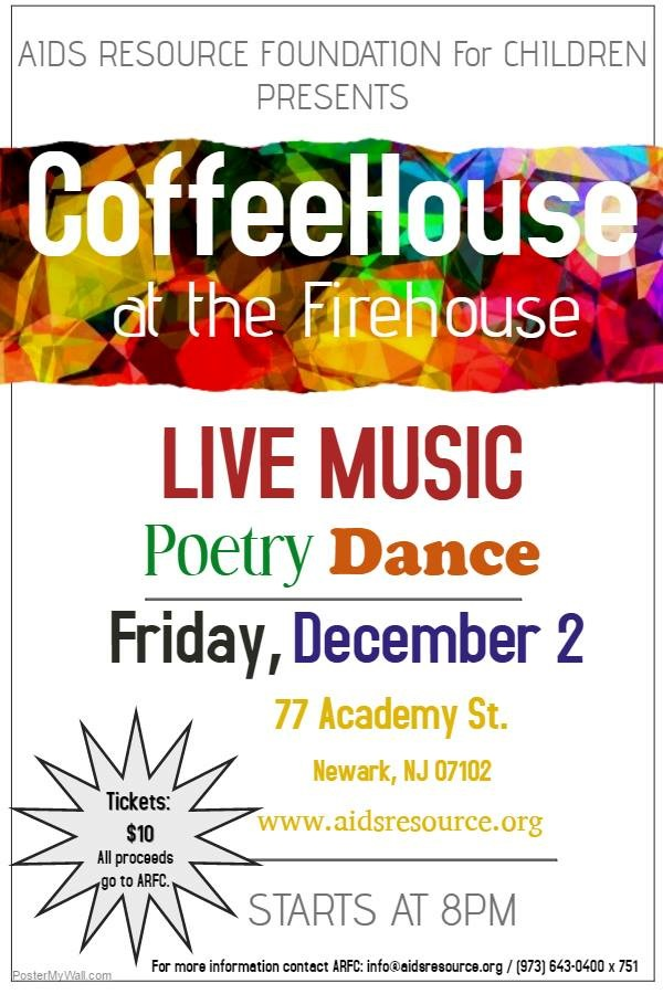 CoffeeHouse Fundraiser