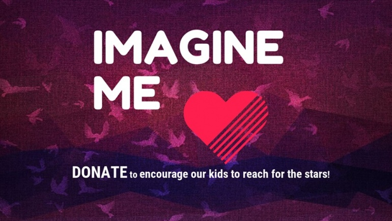 Imagine Me Fundraiser
