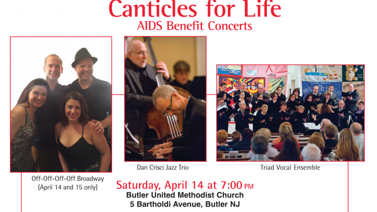 2018 Canticles for Life AIDS Benefit Concert